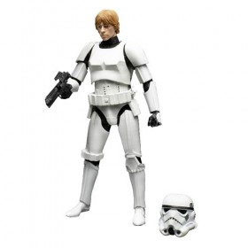 Star Wars The Black Series Luke Skywalker (Stormtrooper Disguise)